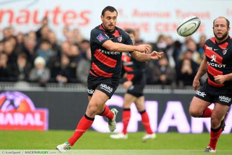Beauxis absent 2 ou 3 semaines