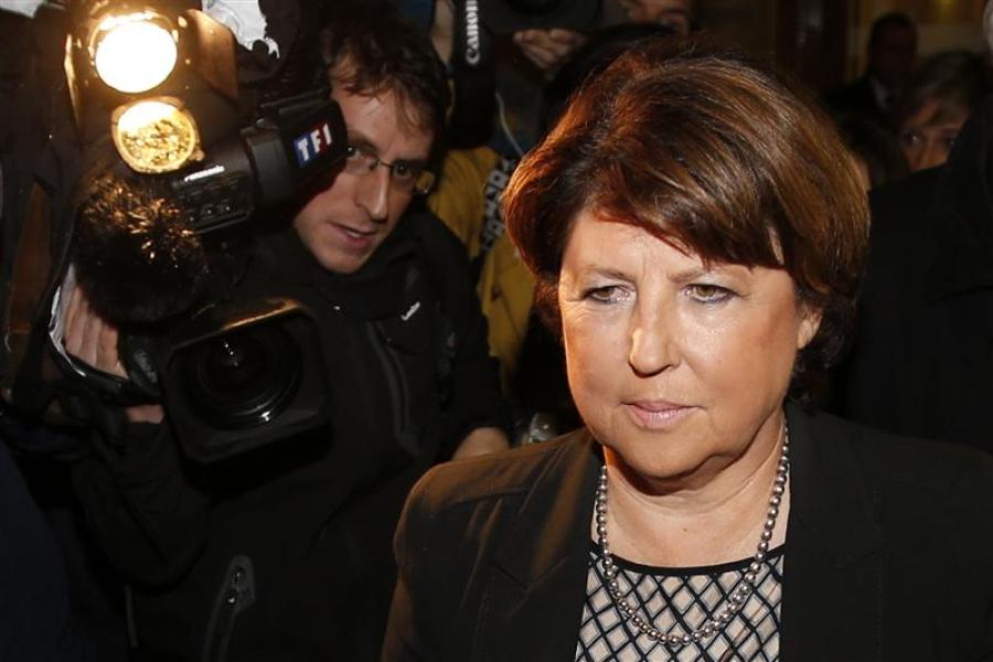 MARTINE AUBRY SOUTIENT JEAN-MARC AYRAULT