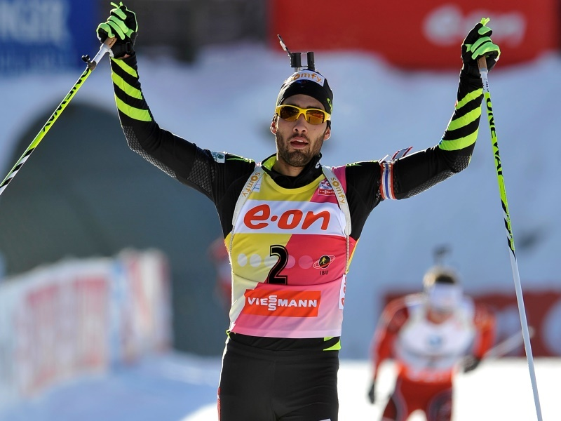 Fourcade attend le Grand-Bornand