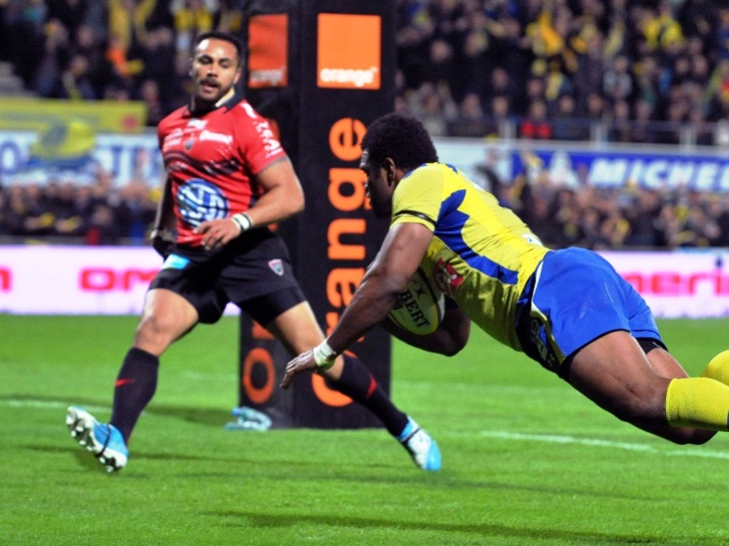 Top 14 : Clermont domine le RCT