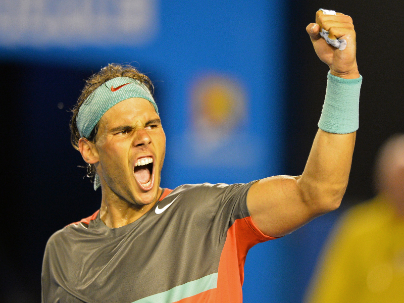 Miami : train d'enfer pour Nadal