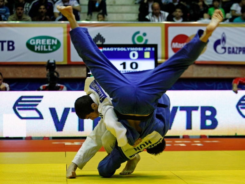 Judo - Maret encore en or