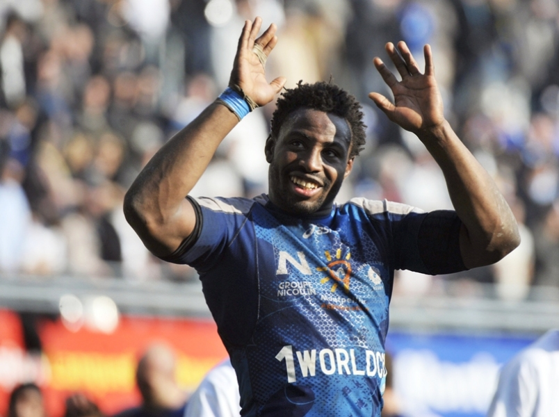 Fulgence Ouedraogo (Montpellier)
