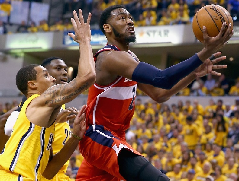 NBA : Washington étouffe Indiana