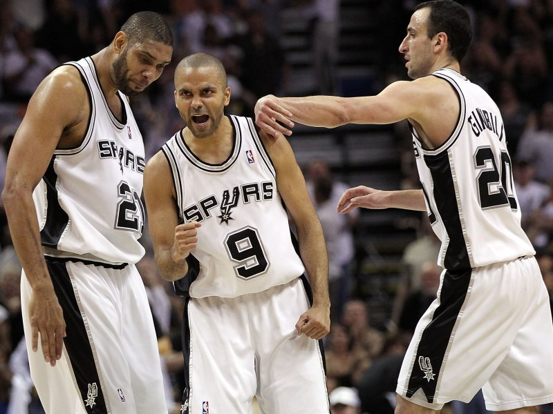 NBA : Les Spurs font le break
