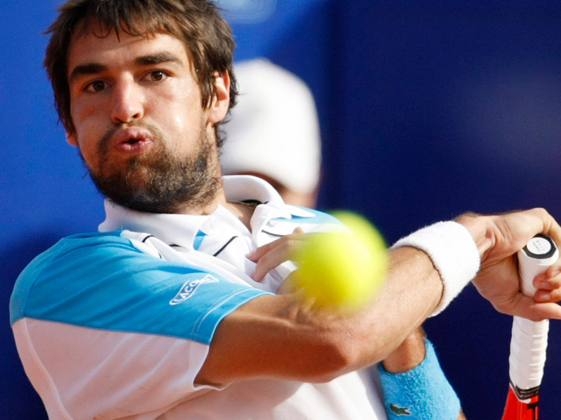 Rome : Chardy rejoint Federer