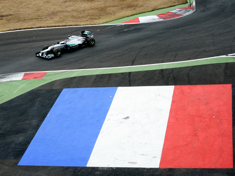 GP France : Magny-Cours confirme