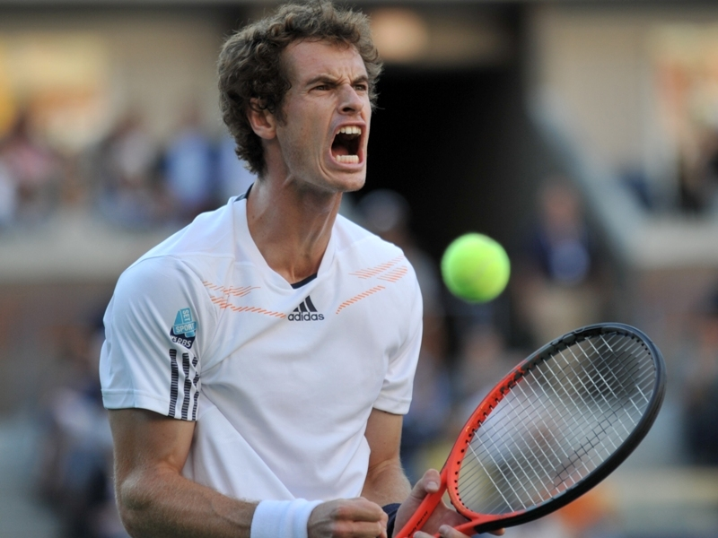 Murray sans trembler