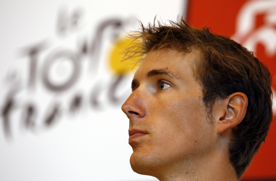 Tour : Chute d'Andy Schleck