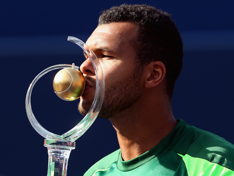 Tsonga : « La plus belle »