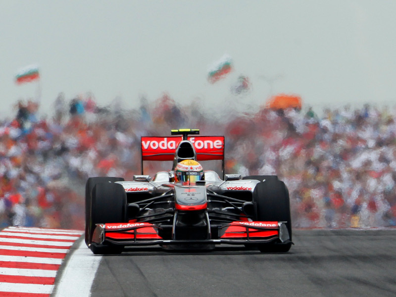 Mansell commissaire à Silverstone