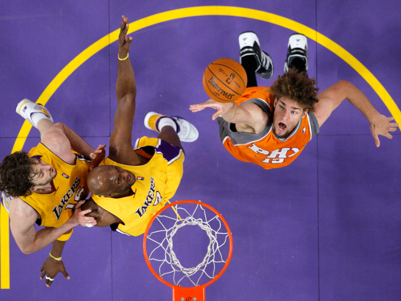 Shaquille O'Neal vers Boston