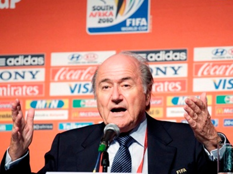 Blatter n'aime pas les matches nuls