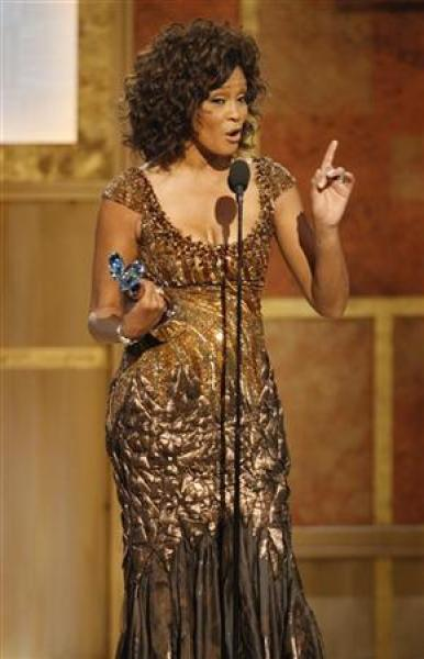 Whitney houston reporte son concert parisien pour cause de maladie