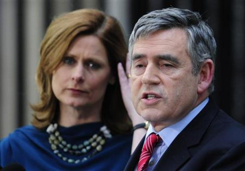 Gordon brown va démissionner