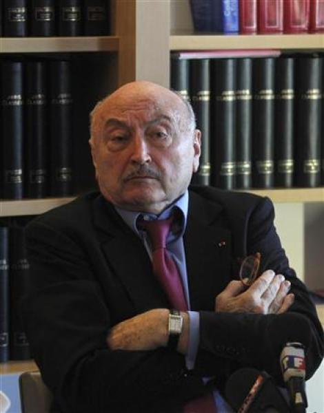 Liliane bettencourt a modifié son testament, selon georges kiejman, son avocat