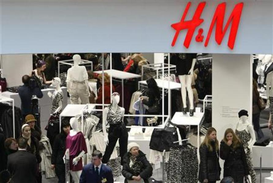 La collection d'automne de h&m sera dessinée par lanvin