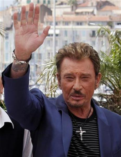 Johnny hallyday change de producteur