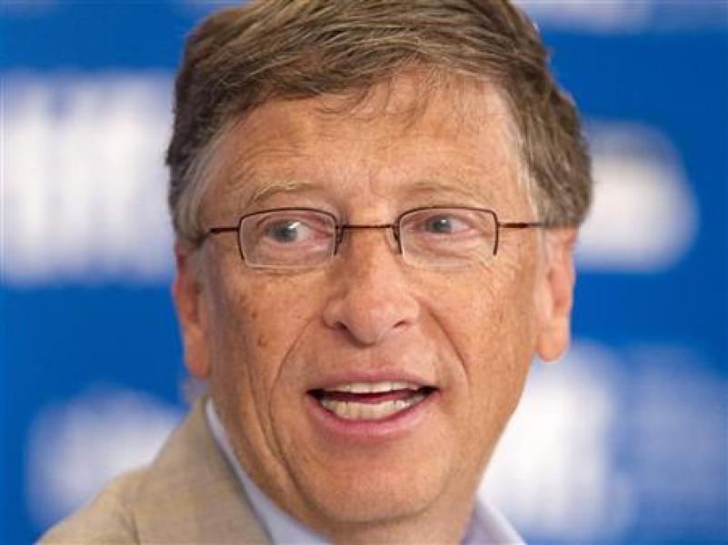 Bill gates le plus riche des milliardaires américains