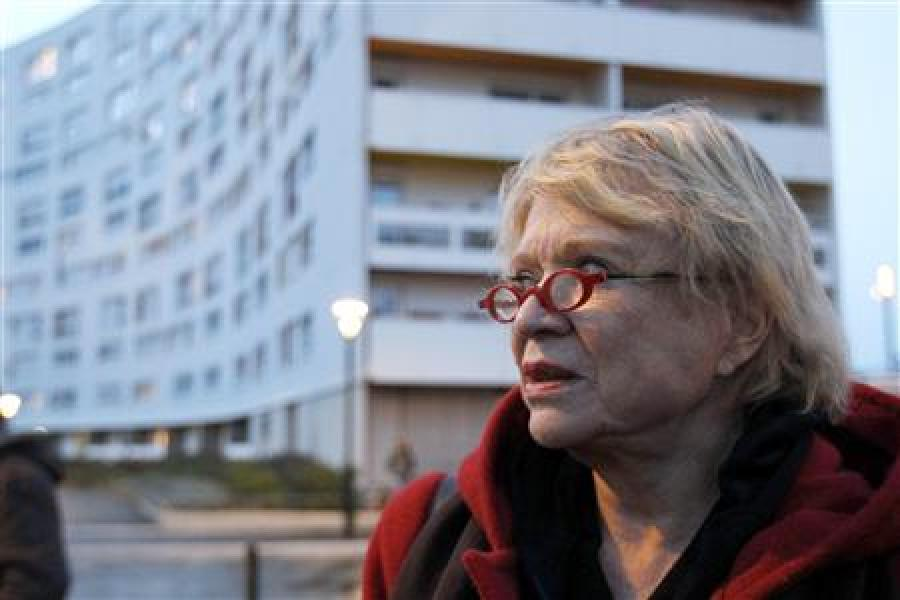Eva joly lie le dossier karachi et la suppression du juge d'instruction