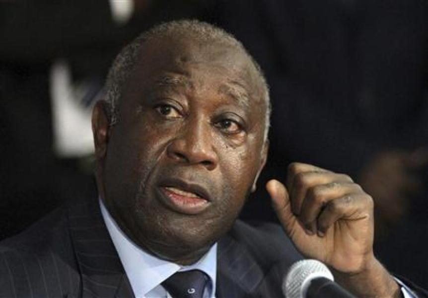 Menace de recours à la force contre le gouvernement gbagbo