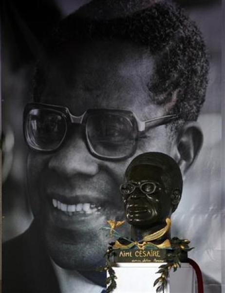 Hommage national à aimé césaire en avril
