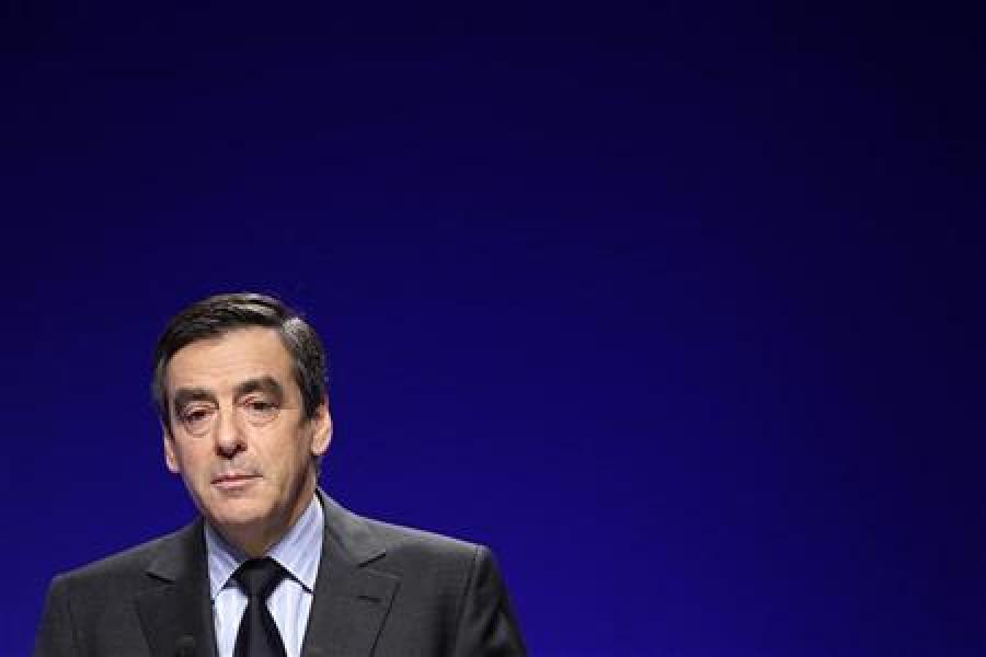 Appel de françois fillon à voter contre le front national