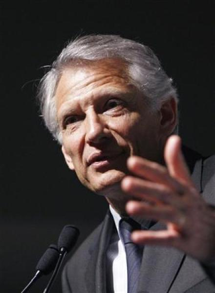 Dominique de villepin contre la suspension provisoire des accords de schengen