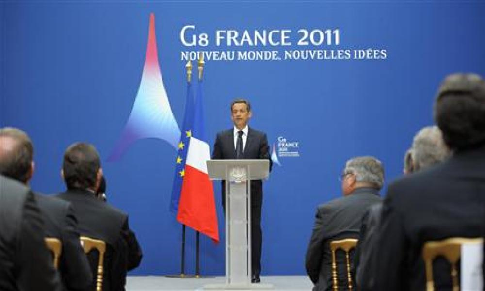 Nicolas sarkozy propose la création d'un fonds international contre la drogue