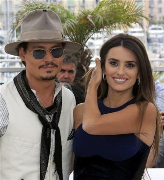 Le pirate johnny depp met le cap sur cannes