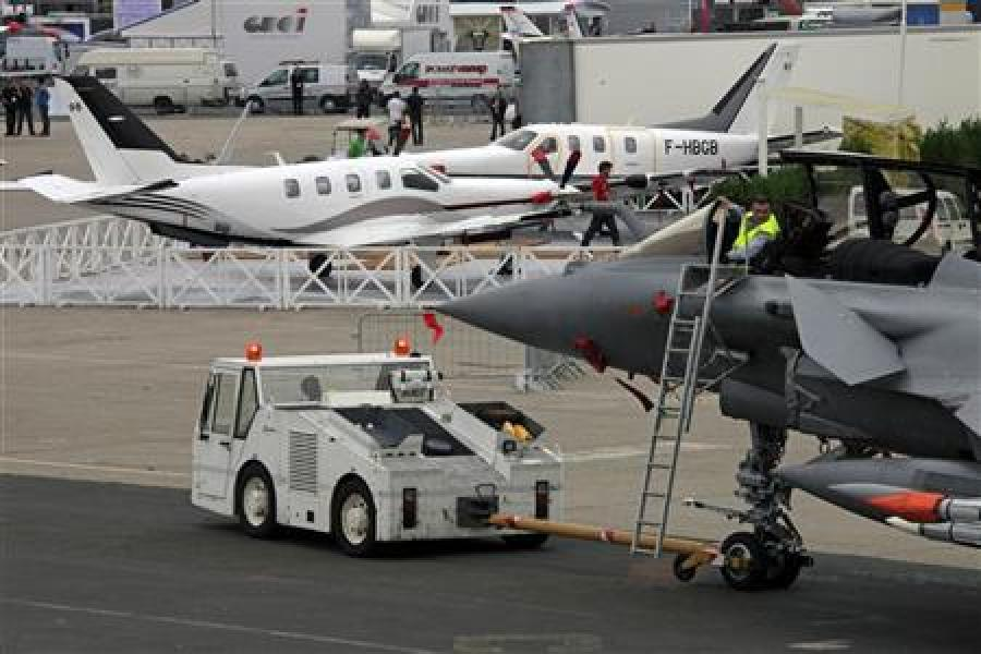 Commandes record attendues au salon du bourget