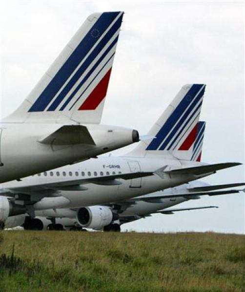 La grève à air france s'essouffle, selon la direction