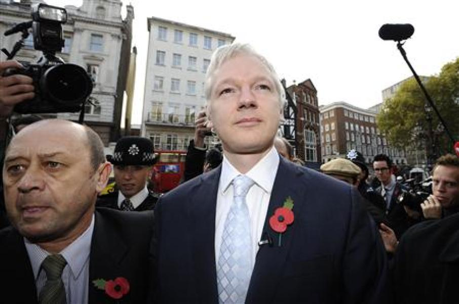 La justice britannique confirme l'extradition de julian assange