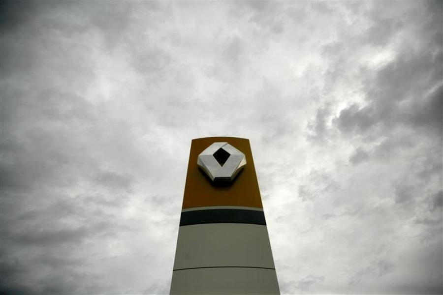 Renault confirme son objectif de production de fourgons à sandouville
