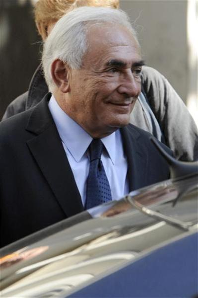 Dominique strauss-kahn poursuit vsd en diffamation