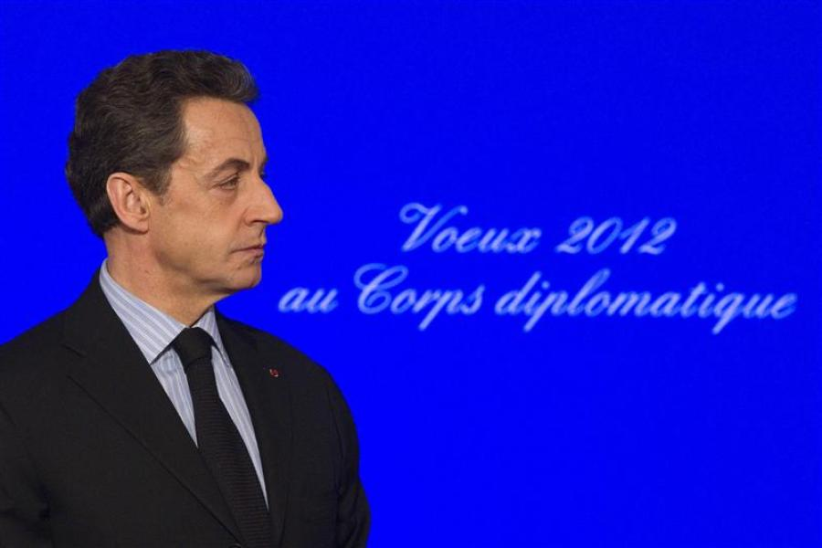 Nicolas sarkozy évoque un retrait possible d'afghanistan