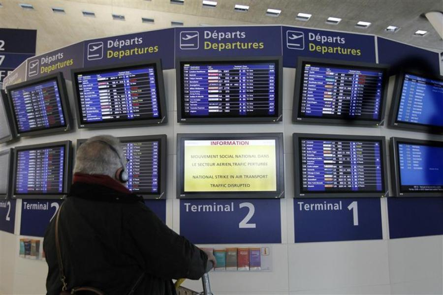 Durcissement de la grève à air france