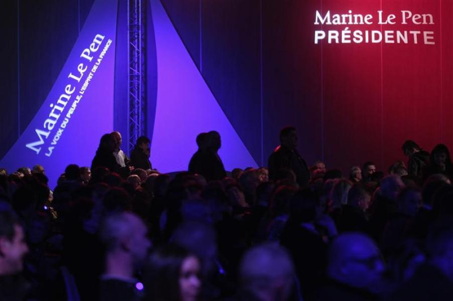 Le front national inquiet pour ses signatures