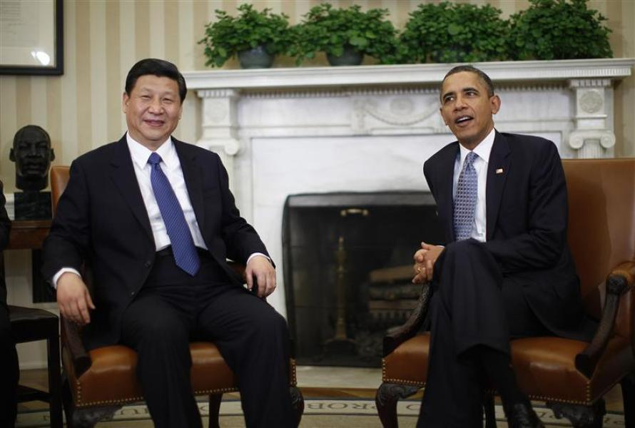 Barack obama expose ses griefs au chinois xi jinping