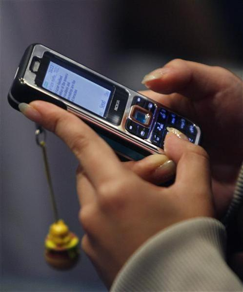 Futurs divorcés, attention aux sms compromettants