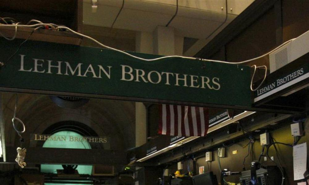 Lehman brothers sort de la faillite