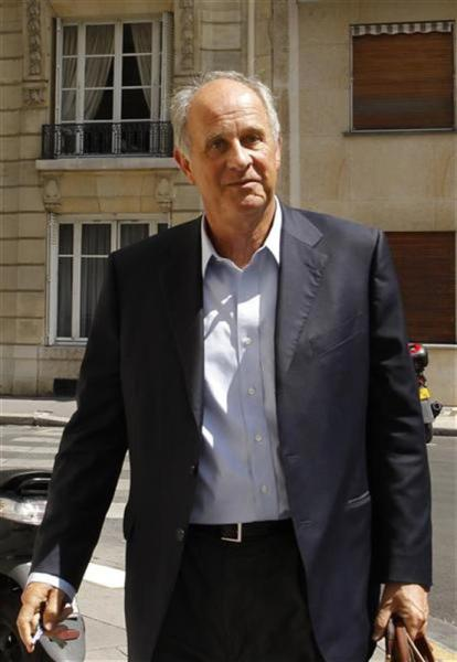 Patrice de maistre en détention dans l'affaire bettencourt