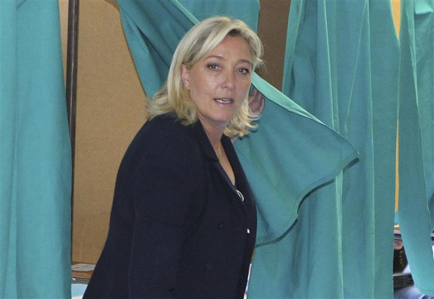 Marine le pen battue à hénin-beaumont, selon le ps