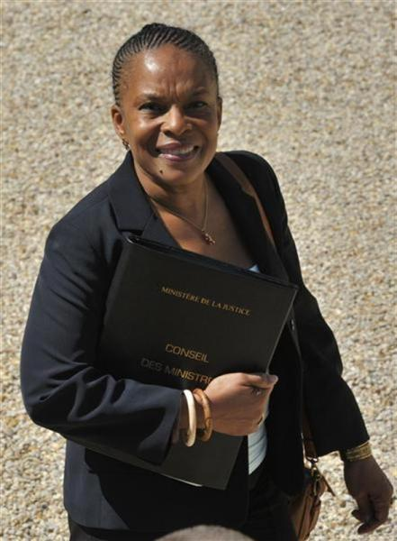 Christiane taubira favorable aux actions de groupe