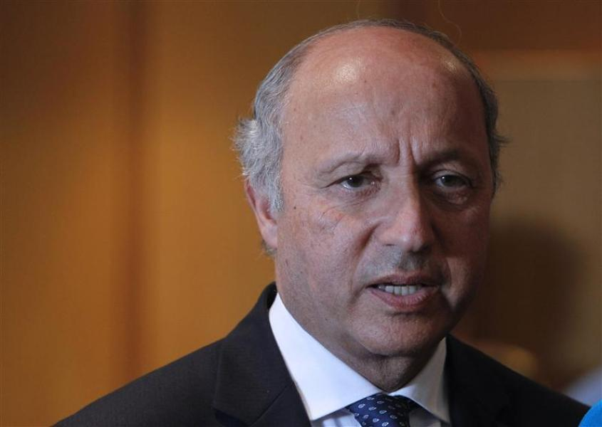 Ravitailler un avion d'air france à damas était dangereux, pour laurent fabius