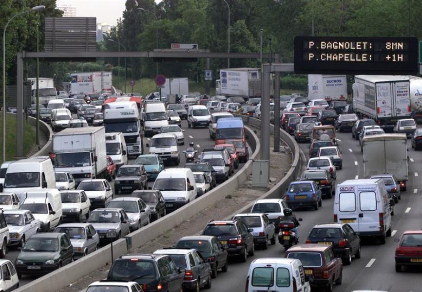 Un plan de lutte contre la pollution automobile à paris