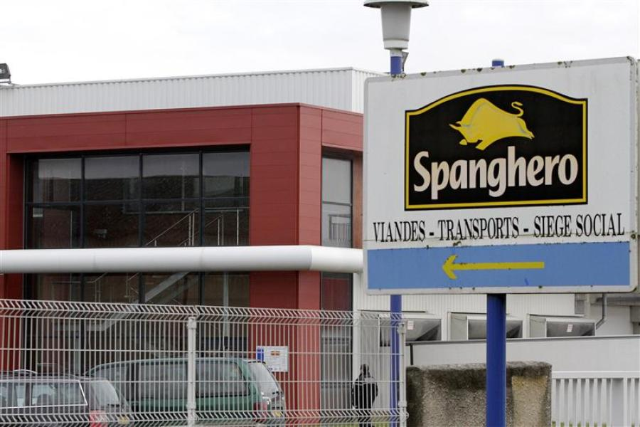 Spanghero table sur une reprise de la production mercredi