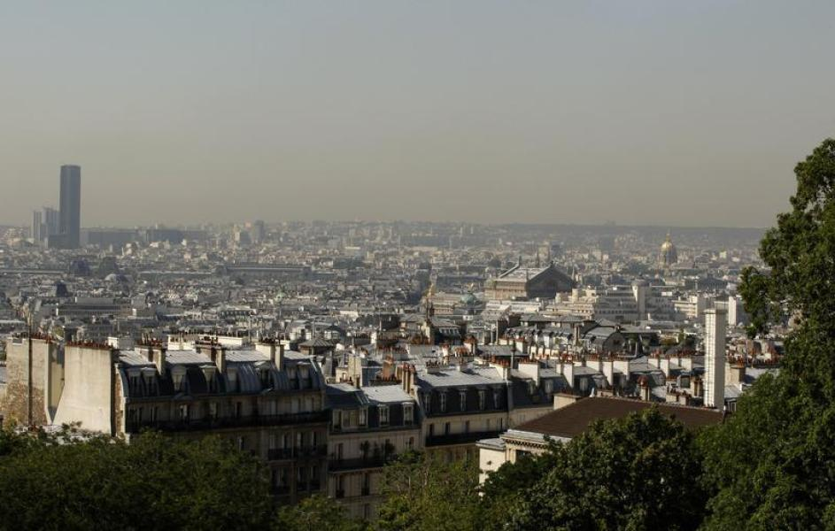 Alerte à la pollution possible dimanche à paris