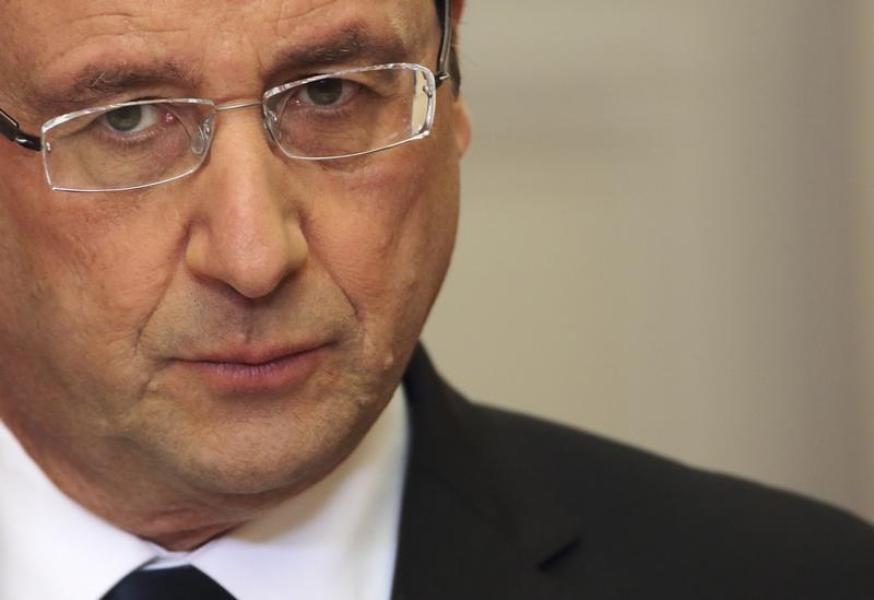 François hollande joue l'appaisement face á la tourmente cahuzac