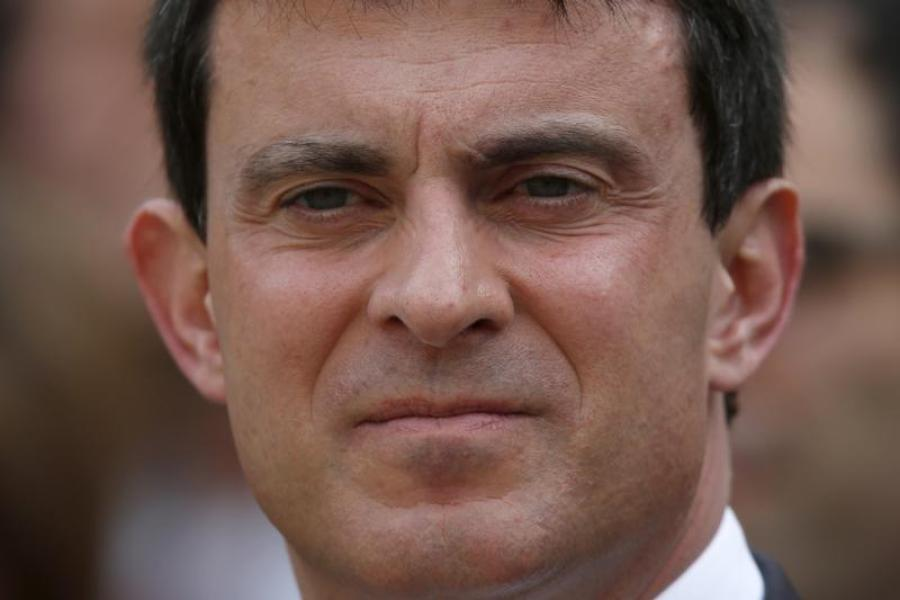 Manuel valls condamne l'agression d'étudiants chinois en gironde